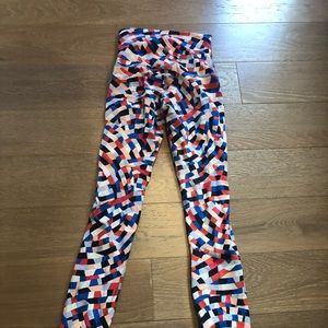 Lulu lemon luon high rise pants